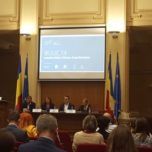 Over 46,000,000 EUR funding for NGOs in the next 6 years through the Programme Active Citizens Fund Romania