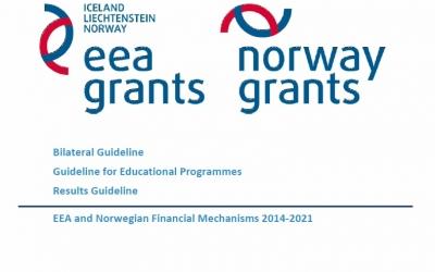 Statele donatoare au aprobat Ghidul pentru Fondul Bilateral, Ghidul pentru Programe Educaționale și Ghidul privind Rezultatele programelor