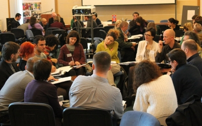 Termenul de inscriere la seminarul de identificare parteneri in cadrul programului RO-Cultura expira luni, 6 august a.c.